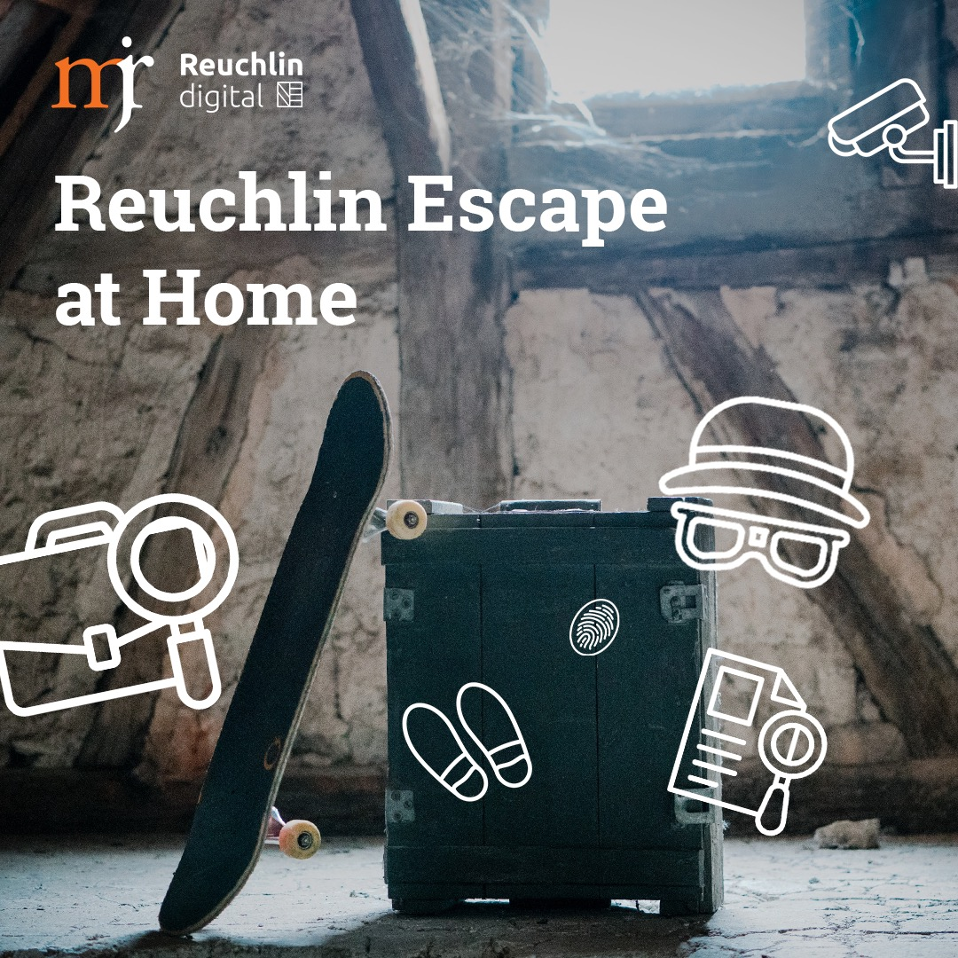 Reuchlin Escape at Home